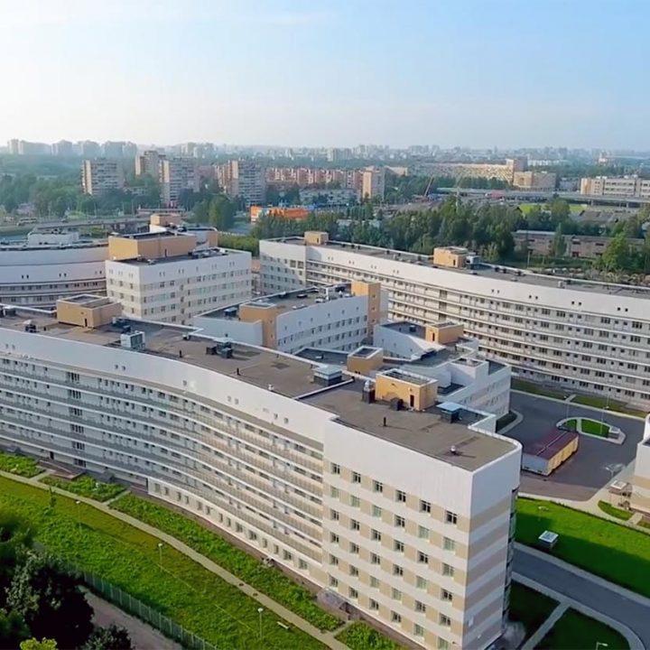 Инфекционная больница им. Боткина СПб