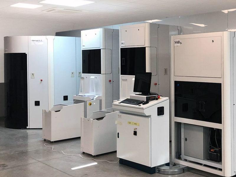 Система автоматизации госпитальной аптеки Swisslog TheraPick